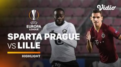 Highlight - Sparta Prague vs Lillie I UEFA Europa League 2020/2021