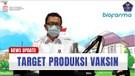 Target Produksi Vaksin Bio Farma