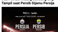 Persib vs persija 2019