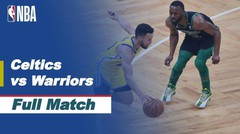 Full Match - Boston Celtics vs Golden State Warriors I NBA Reguler Season 2020/21