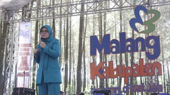 Ajak Masyarakat Promosikan dan Lestarikan Lingkungan Wisata, Pemkab Malang Launching Sebuah Gerakan