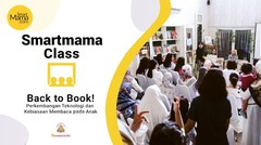 SmartMama: SmartMama Class: Back to Book!