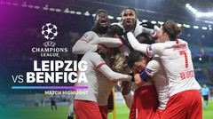 Full Highlight - RB Leipzig vs Benfica I UEFA Champions League 2019/2020