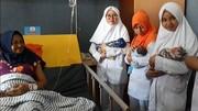 Detik-Detik Bayi Kembar 3 Lahir Persalinan Normal di Cilacap