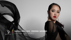 Sarah Brillian - Ending Sayang   Official Lyric Video