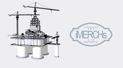 Miniature Project 3D Design - Oil Rig
