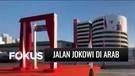 Presiden Joko Widodo Dijadikan Nama Jalan di Uni Emirat Arab