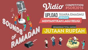 Sounds Of Ramadan Vidio Competition #SOR2016