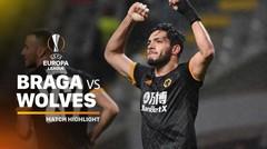 Full Highlight - Braga vs Wolves | UEFA Europa League 2019/20