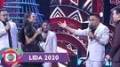 """Romantisnya Nia (Sulsel) - Faul Lida """"Duaa"""".. Duh Ramzi Ganggu Aja!! [LIDA 2020]"""