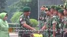 Kunjungan Pangkostrad ke satuan jajaran Divif 1 Kostrad dan Kompi Taipur
