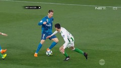 Cristiano Ronaldo Resmi Berlabuh ke Juventus