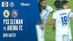 Mini Match - PSS Sleman VS Arema FC | BRI Liga 1