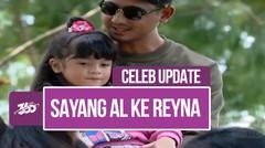 Besarnya Rasa Sayang Aldebaran kepada Reyna Meski Bukan Anak Kandung di Ikatan Cinta