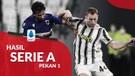 Hasil Liga Italia 19 - 21 September, Juventus Menang Besar dari Sampdoria
