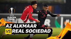Mini Match - AZ Alkmaar vs Real Sociedad I UEFA Europa League 2020/2021