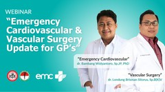 PDUI X RS EMC: Emergency Cardiovascular & Vascular Surgery Update for GP's