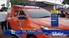 Mobil Terbakar Di Sukoharjo, 1 Orang Tewas