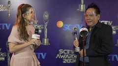 Milea: Suara Dari Dilan Memenangkan Kategori Film Layar Lebar Paling Ngetop - Exclusive Keseruan NonStop SCTV Awards 2020