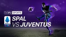 SPAL vs Juventus - Serie A - 22 Feb 2020 | 23:50 WIB