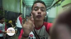 Tantangan Lagu yang dibawakan Falah diI Grand Final (vlog day 5)