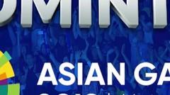 Saksikan Semifinal Badminton Asian Games di Indosiar