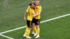 Cuplikan Pertandingan Belgia vs Inggris - Play Off Juara Tiga Piala Dunia 2018 Rusia - Dokter Bola