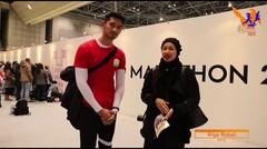 Alya Rohali for Aceh Marathon 2018