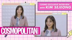 "[INA/ENG SUB] SEJEONG Talks About Her Latest Album, Single ""Warning"", Her Inspiration, and Her Fans"