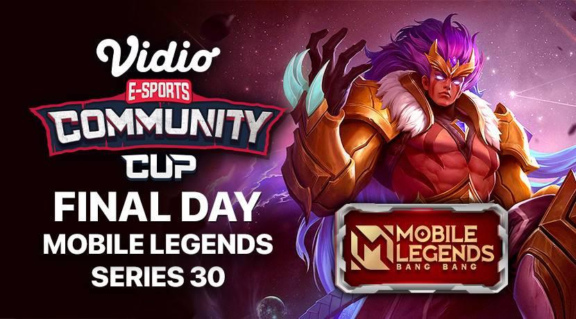 Vidio Community Cup Season 15 cover