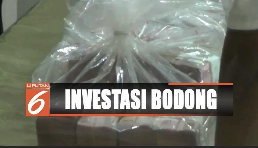 Kasus Investasi Bodong Jamu Herbal Dilimpahkan Ke Kejaksaan Negeri