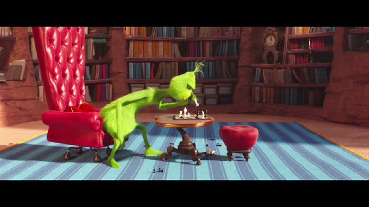 streaming the grinch - official trailer 2 (universal