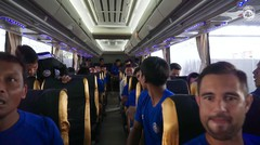 Launching Bus Arema FC x MS Glow for Men