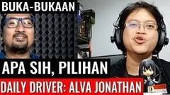 Daily Driver Pertama dan Sekarang- Alva Jonathan