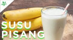 Resep Susu Pisang