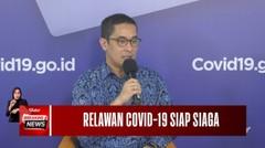 Covid-19 Belum Kunjung Reda, Bagaimana Kabar Terbaru Relawan Gugus Tugas?