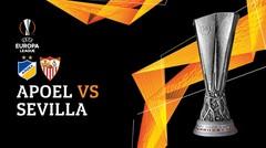 Full Match - Apoel vs Sevilla | UEFA Europa League 2019/20