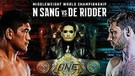 Aung La N Sang vs Reinier De Ridder | Roads To ONE: INSIDE THE MATRIX