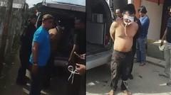 NGERI! Detik-detik Penangkapan Pelaku Pembunuhan Sadis Pulomas