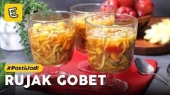 Resep Rujak Gobet