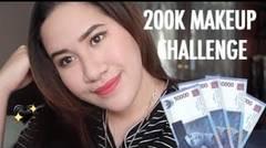 200K MAKEUP CHALLENGE INDONESIA   Kevina Christina