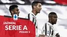 Jadwal Liga Italia Pekan 3, Juventus Ditantang Napoli