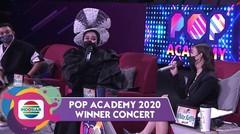 "Omg! ""Cinta Tiada Tapi"" Versi Agnez Monica & Melly Goeslaw | Pop Academy 2020"
