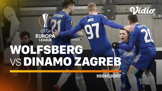 Streaming Highlight Wolfsberger Ac Vs Dinamo Zagreb I Uefa Europa League 2020 2021 Vidio Com