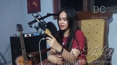 HANYA RINDU~ANDMESH COVER BY SELLA (DC)