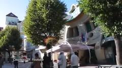 INTERMEZO : Gedung Ini Meliuk Bagai Ditiup Angin