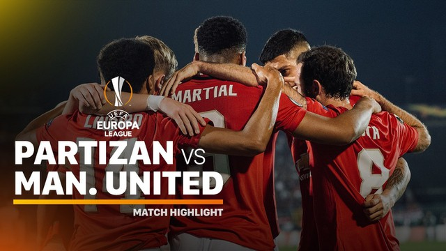 man united vs partizan - photo #23