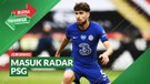 Bursa Transfer: Kalah bersaing di Chelsea, Jorginho Dilirik PSG