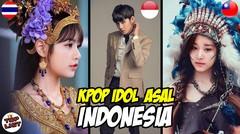 Sukses Di Korea Ternyata 10 Artist kpop ini bukan Orang Korea Selatan, Ada Yang Dari Indonesia Lho!
