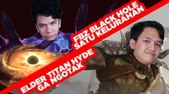 MABAR DOTA 2 | TEAM FBZ Vs TEAM HYDE